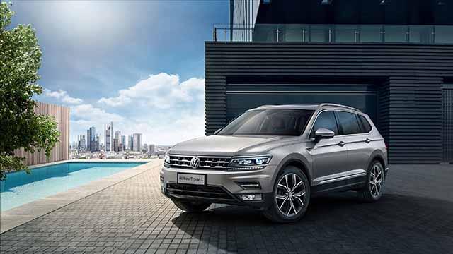 北京大众途观L最新报价 现车促销全国销售中